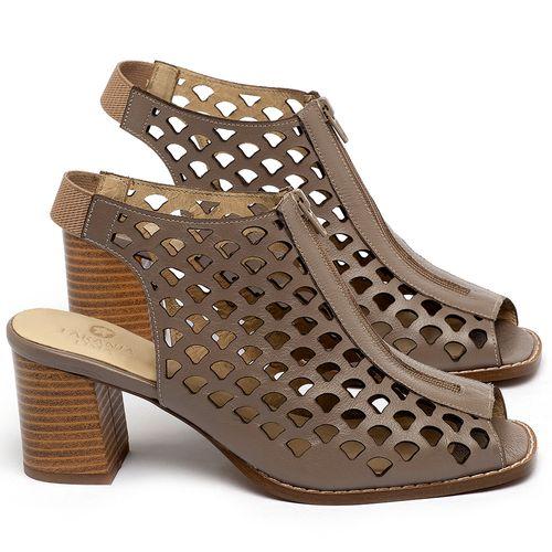 Laranja_Lima_Shoes_Sapatos_Femininos_Sandalia_Laranja_Lima_Shoes_Classic_Salto_de_6_cm_em_Couro_Fendi_-_Codigo_-_3727_1