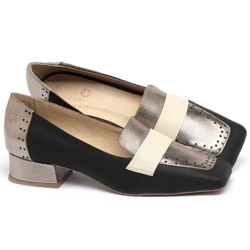 Laranja_Lima_Shoes_Sapatos_Femininos_Scarpin_Salto_Baixo_de_2_cm_em_Couro_Preto_-_Codigo_-_3735_1