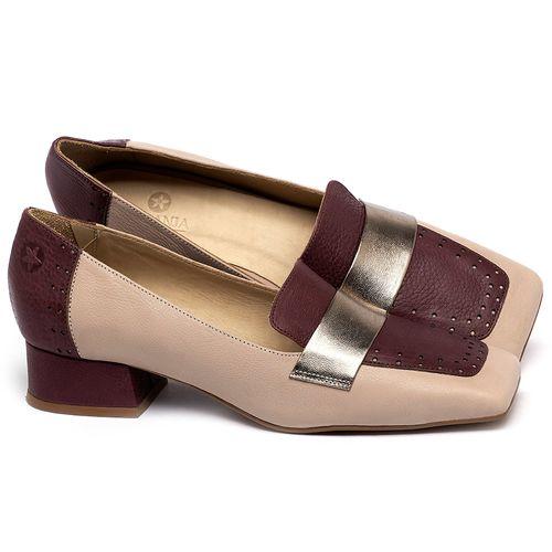 Laranja_Lima_Shoes_Sapatos_Femininos_Scarpin_Salto_Baixo_de_2_cm_em_Couro_Nude_-_Codigo_-_3735_1