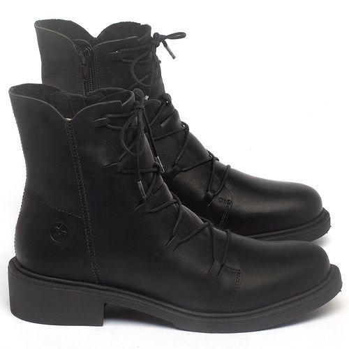 Laranja_Lima_Shoes_Sapatos_Femininos_Bota_Cano_Medio_em_Couro_Preto_-_Codigo_-_137318_1
