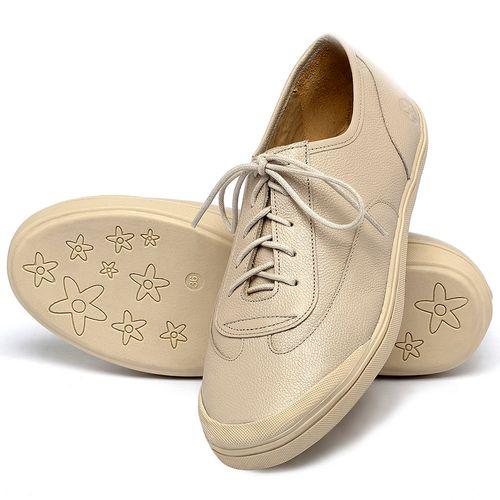 Laranja_Lima_Shoes_Sapatos_Femininos_Tenis_Cano_Baixo_em_Couro_Off-White_-_Codigo_-_3748_2