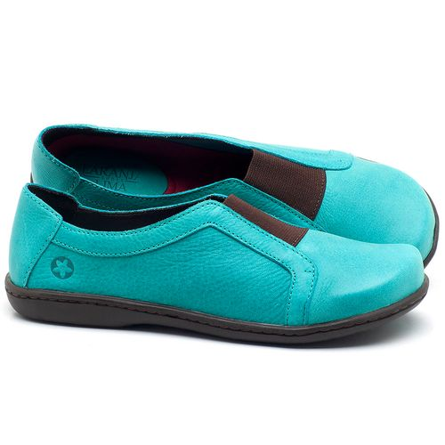 Laranja_Lima_Shoes_Sapatos_Femininos_Tenis_Cano_Baixo_em_Couro_Azul_-_Codigo_-_56087_1