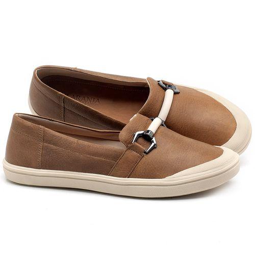 Laranja_Lima_Shoes_Sapatos_Femininos_Tenis_Cano_Baixo_em_Couro_Caramelo_-_Codigo_-_56184_1