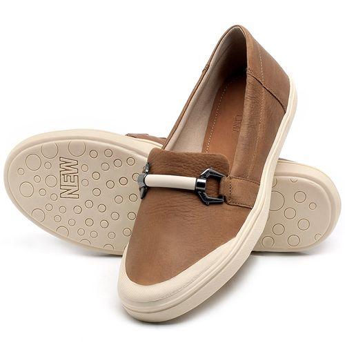 Laranja_Lima_Shoes_Sapatos_Femininos_Tenis_Cano_Baixo_em_Couro_Caramelo_-_Codigo_-_56184_2