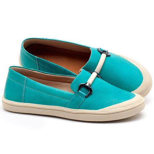 Laranja_Lima_Shoes_Sapatos_Femininos_Tenis_Cano_Baixo_em_Couro_Azul_-_Codigo_-_56184_1