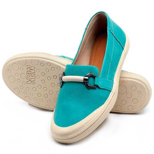 Laranja_Lima_Shoes_Sapatos_Femininos_Tenis_Cano_Baixo_em_Couro_Azul_-_Codigo_-_56184_2