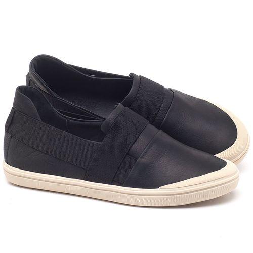 Laranja_Lima_Shoes_Sapatos_Femininos_Tenis_Cano_Baixo_em_Couro_Preto_-_Codigo_-_56198_1