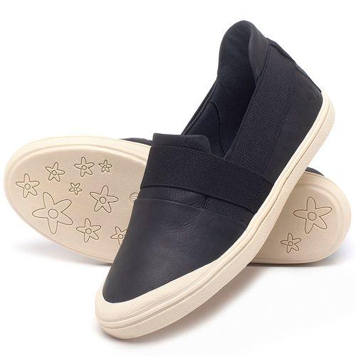 Laranja_Lima_Shoes_Sapatos_Femininos_Tenis_Cano_Baixo_em_Couro_Preto_-_Codigo_-_56198_2