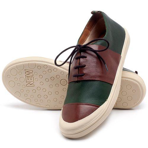 Laranja_Lima_Shoes_Sapatos_Femininos_Tenis_Cano_Baixo_em_Couro_Verde_-_Codigo_-_56181_2