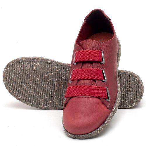 Laranja_Lima_Shoes_Sapatos_Femininos_Tenis_Cano_Baixo_em_Couro_Vermelho_-_Codigo_-_137226_2