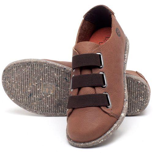 Laranja_Lima_Shoes_Sapatos_Femininos_Tenis_Cano_Baixo_em_Couro_Marrom_-_Codigo_-_137226_2