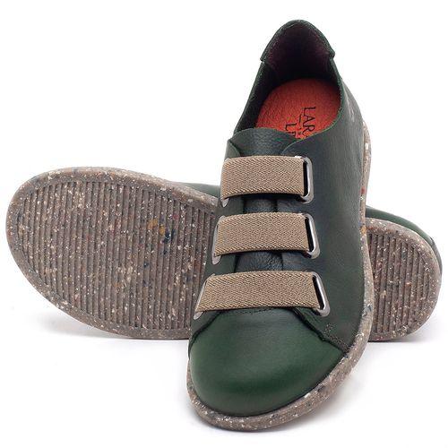 Laranja_Lima_Shoes_Sapatos_Femininos_Tenis_Cano_Baixo_em_Couro_Verde_-_Codigo_-_137226_2