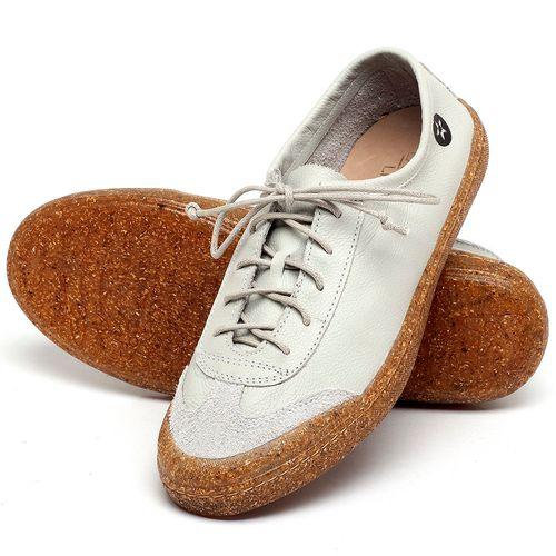 Laranja_Lima_Shoes_Sapatos_Femininos_Tenis_Cano_Baixo_em_Couro_Off-White_-_Codigo_-_141145_2