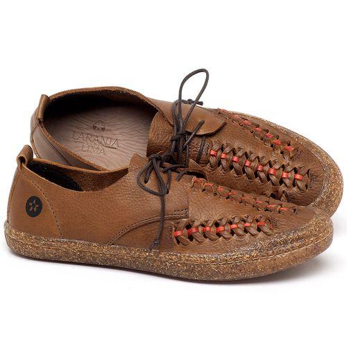 Laranja_Lima_Shoes_Sapatos_Femininos_Tenis_Cano_Baixo_em_Couro_Caramelo_-_Codigo_-_141146_1