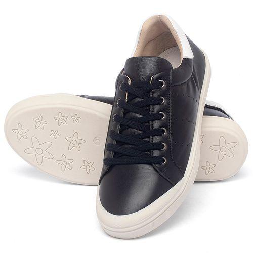 Laranja_Lima_Shoes_Sapatos_Femininos_Tenis_Cano_Baixo_em_Couro_Preto_-_Codigo_-_56207_2