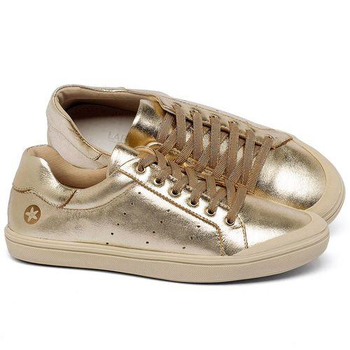 Laranja_Lima_Shoes_Sapatos_Femininos_Tenis_Cano_Baixo_em_Couro_Metalizado_-_Codigo_-_56207_1