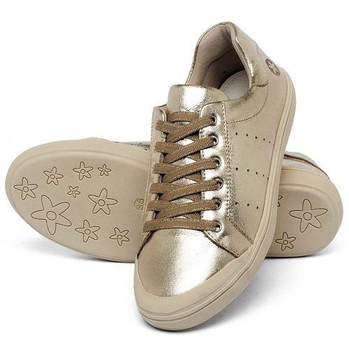 Laranja_Lima_Shoes_Sapatos_Femininos_Tenis_Cano_Baixo_em_Couro_Metalizado_-_Codigo_-_56207_2