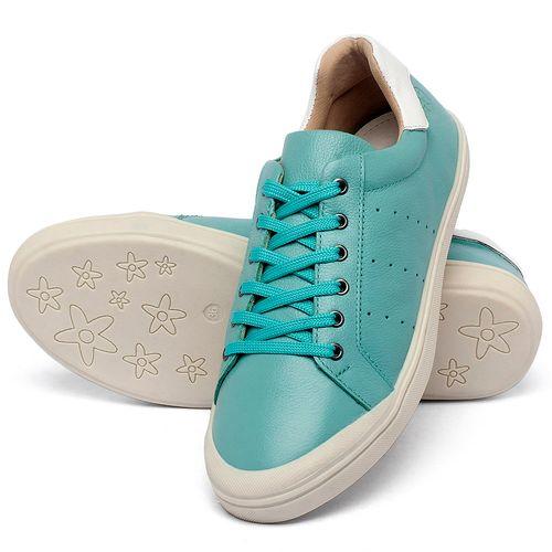 Laranja_Lima_Shoes_Sapatos_Femininos_Tenis_Cano_Baixo_em_Couro_Azul_-_Codigo_-_56207_2