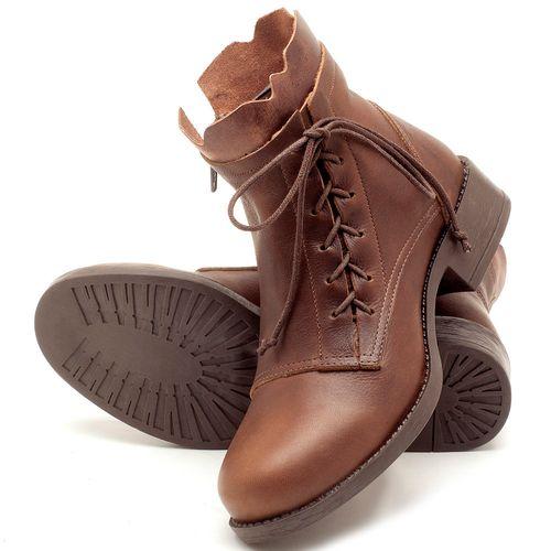 Laranja_Lima_Shoes_Sapatos_Femininos_Bota_Cano_Curto_em_Couro_Marrom_-_Codigo_-_141066_2