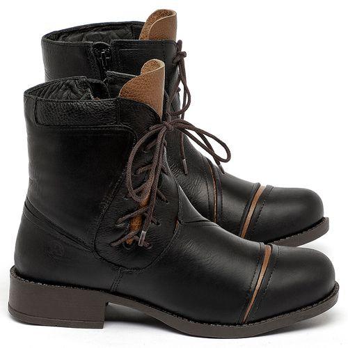 Laranja_Lima_Shoes_Sapatos_Femininos_Bota_Cano_Medio_em_Couro_Preto_-_Codigo_-_141186_1