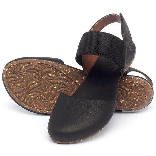 Laranja_Lima_Shoes_Sapatos_Femininos_Sapatilha_Bico_Redondo_em_Couro_Preto_-_Codigo_-_148027_2