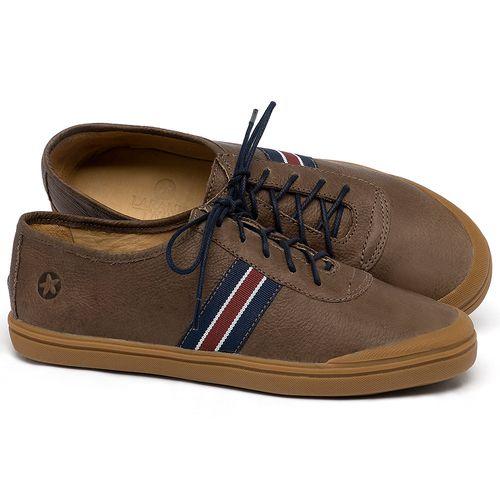 Laranja_Lima_Shoes_Sapatos_Femininos_Tenis_Cano_Baixo_em_Couro_Caramelo_-_Codigo_-_3749_1