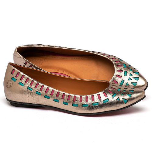 Laranja_Lima_Shoes_Sapatos_Femininos_Sapatilha_Bico_Fino_em_Couro_Metalizado_-_Codigo_-_56224_1