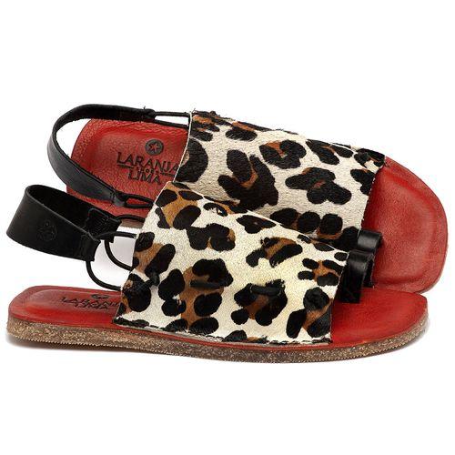 Laranja_Lima_Shoes_Sapatos_Femininos_Sandalia_Rasteira_Flat_em_Couro_Animal_Print_-_Codigo_-_141192_1