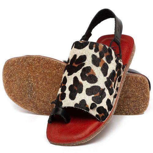 Laranja_Lima_Shoes_Sapatos_Femininos_Sandalia_Rasteira_Flat_em_Couro_Animal_Print_-_Codigo_-_141192_2