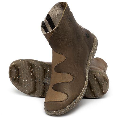 Laranja_Lima_Shoes_Sapatos_Femininos_Flat_Boot_em_Couro_Marrom_-_Codigo_-_137325_2