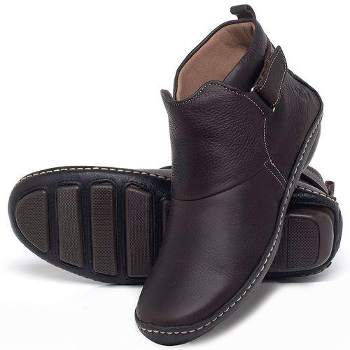 Laranja_Lima_Shoes_Sapatos_Femininos_Flat_Boot_em_Couro_Marrom_-_Codigo_-_136031_2