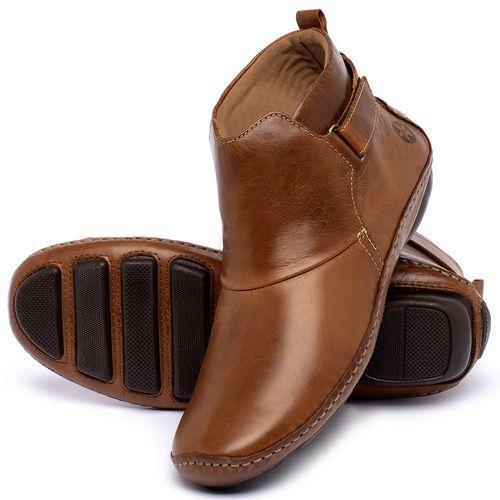 Laranja_Lima_Shoes_Sapatos_Femininos_Flat_Boot_em_Couro_Caramelo_-_Codigo_-_136031_2