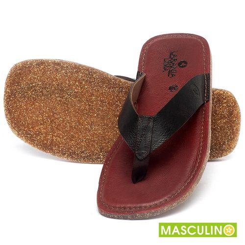 Laranja_Lima_Shoes_Sapatos_Masculinos_Rasteira_em_Couro_Cafe_-_Codigo_-_141182_2