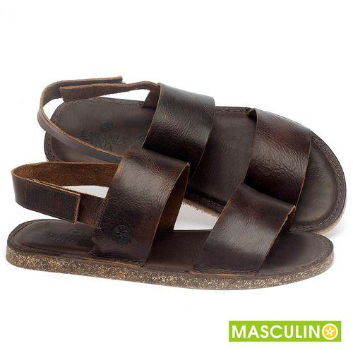Laranja_Lima_Shoes_Sapatos_Masculinos_Rasteira_em_Couro_Marrom_-_Codigo_-_141179_1