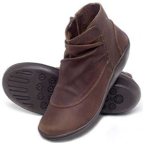 Laranja_Lima_Shoes_Sapatos_Femininos_Flat_Boot_em_Couro_Marrom_-_Codigo_-_139037_2