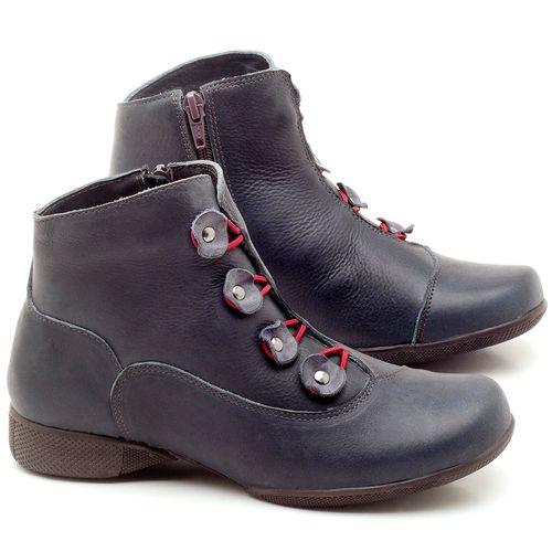 Laranja_Lima_Shoes_Sapatos_Femininos_Flat_Boot_em_Couro_Marinho_-_Codigo_-_141064_1