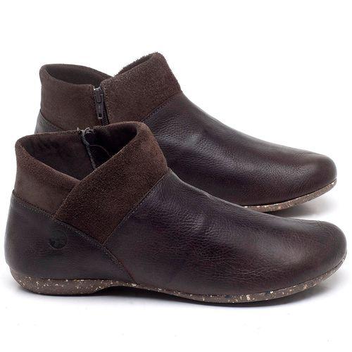 Laranja_Lima_Shoes_Sapatos_Femininos_Flat_Boot_em_Couro_Cafe_-_Codigo_-_148024_1