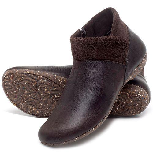 Laranja_Lima_Shoes_Sapatos_Femininos_Flat_Boot_em_Couro_Cafe_-_Codigo_-_148024_2