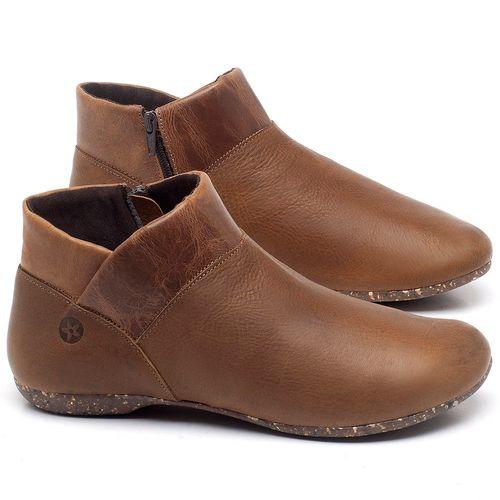 Laranja_Lima_Shoes_Sapatos_Femininos_Flat_Boot_em_Couro_Caramelo_-_Codigo_-_148024_1