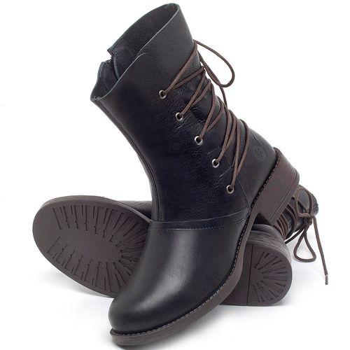 Laranja_Lima_Shoes_Sapatos_Femininos_Bota_Cano_Medio_em_Couro_Preto_-_Codigo_-_141124_2