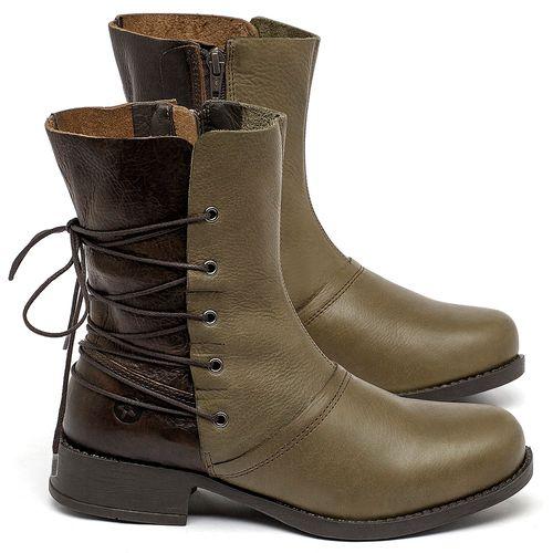 Laranja_Lima_Shoes_Sapatos_Femininos_Bota_Cano_Medio_em_Couro_Verde_-_Codigo_-_141124_1