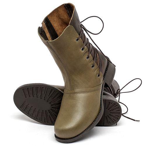 Laranja_Lima_Shoes_Sapatos_Femininos_Bota_Cano_Medio_em_Couro_Verde_-_Codigo_-_141124_2