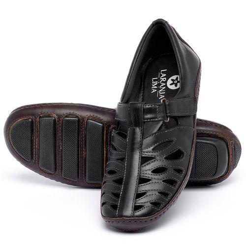 Laranja_Lima_Shoes_Sapatos_Femininos_Tenis_Cano_Baixo_em_Couro_Preto_-_Codigo_-_136012_2