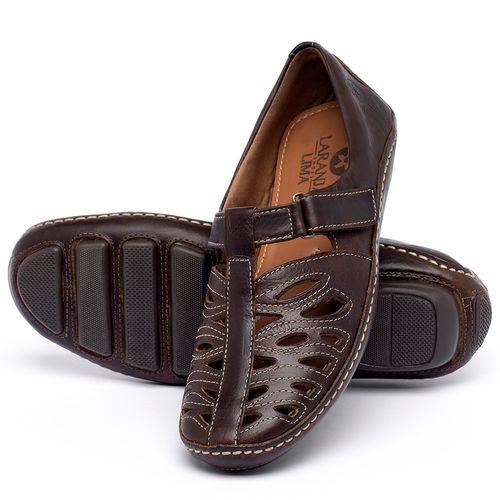 Laranja_Lima_Shoes_Sapatos_Femininos_Tenis_Cano_Baixo_em_Couro_Marrom_-_Codigo_-_136012_2