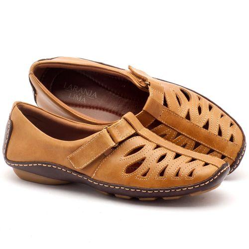 Laranja_Lima_Shoes_Sapatos_Femininos_Tenis_Cano_Baixo_em_Couro_Amarelo_-_Codigo_-_136012_1