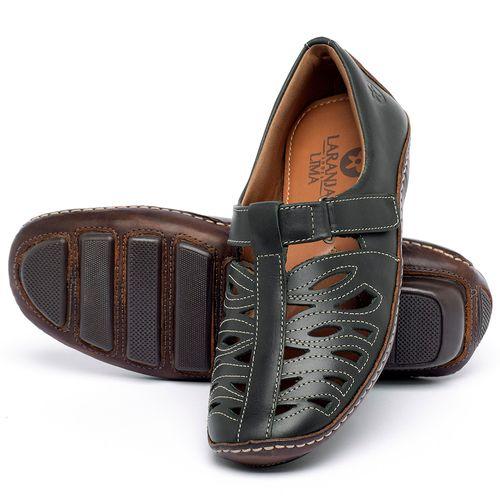 Laranja_Lima_Shoes_Sapatos_Femininos_Tenis_Cano_Baixo_em_Couro_Verde_-_Codigo_-_136012_2