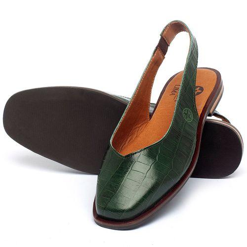 Laranja_Lima_Shoes_Sapatos_Femininos_Sapatilha_Bico_Quadrado_em_Couro_Verde_-_Codigo_-_136081_2