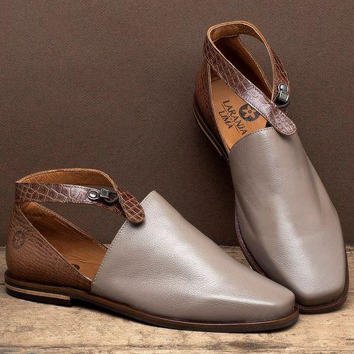 Laranja_Lima_Shoes_Sapatos_Femininos_Sapatilha_Bico_Quadrado_em_Couro_Fendi_-_Codigo_-_136090_2
