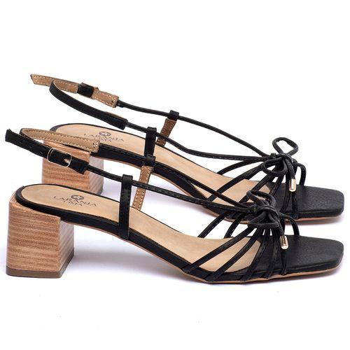 Laranja_Lima_Shoes_Sapatos_Femininos_Sandalia_Laranja_Lima_Shoes_Classic_em_Couro_Preto_-_Codigo_-_9488_1