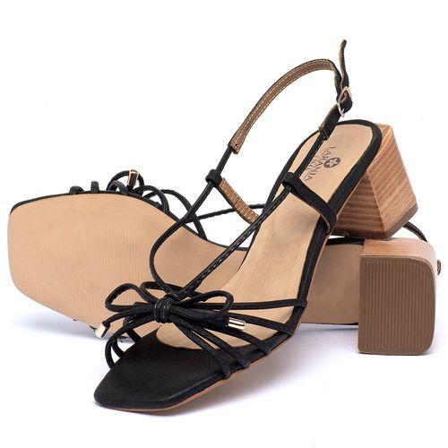 Laranja_Lima_Shoes_Sapatos_Femininos_Sandalia_Laranja_Lima_Shoes_Classic_em_Couro_Preto_-_Codigo_-_9488_2